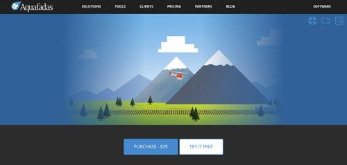 Herramientas para crear animaciones HTML5: Motion Composer
