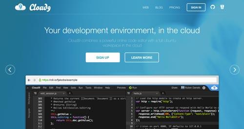 Herramientas que todo desarrollador debería conocer: Cloud 9