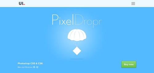 Herramientas que todo desarrollador web debería conocer: Pixel Dropr