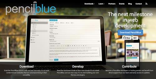 Herramientas útiles para el entorno de programacion Node.js: PencilBlue
