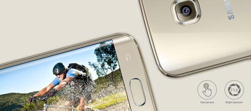 Los nuevos moviles Samsung Galaxy: Cámara