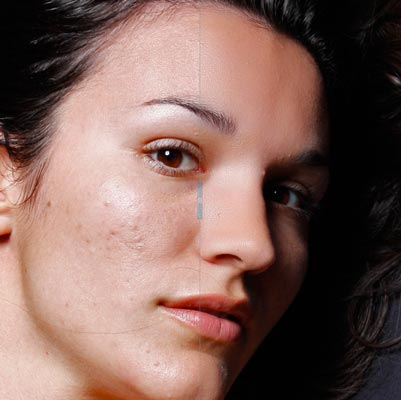 Selección de plugin Photoshop para realizar acciones diversas: Portraiture