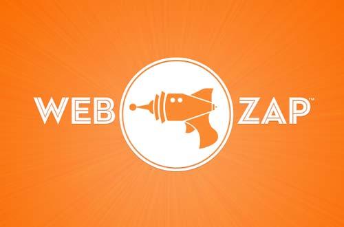 Selección de plugin Photoshop para realizar acciones diversas: Web Zap