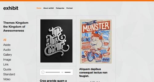 temas-wordpress-diseno-minimalista-exhibit