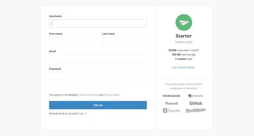 Consejos para crear formulario web en página de registro: Experiencia de usuario