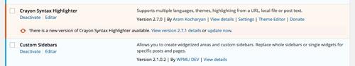 Novedades de WordPress 4.2: Plugins