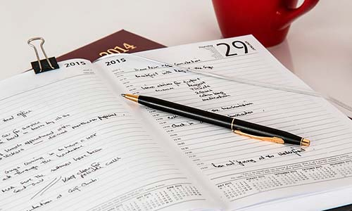 Preguntas que debes hacerte antes de trabajar como freelance a tiempo completo: ¿Soy organizado?