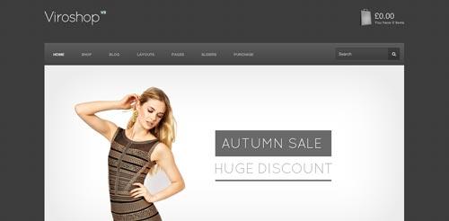 Temas Wordpress de pago para tiendas online