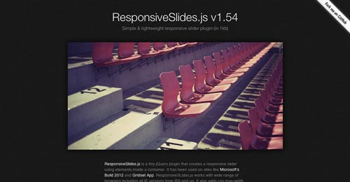 Plugin jQuery para incluir slider de imágenes adaptativos: ResponsiveSlides.js