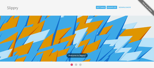 Plugin jQuery para incluir slider de imágenes adaptativos: Slippry