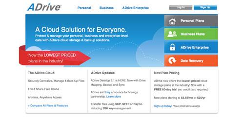 servicios-almacenamiento-en-la-nube-gratuitos-adrive