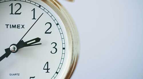 Problemas comunes en tu primera campaña de marketing en redes sociales: No publicar en el horario adecuado