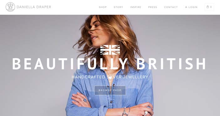 Tendencias actuales en el diseño de tienda online: Botones fantasma