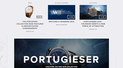 Tendencias actuales en el diseño de tienda online: Parallax scrolling