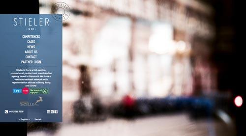 Cómo usar imágenes con desenfoque en sitios web: Desenfoque de alto valor