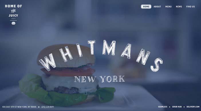 ejemplos-de-paginas-web-restaurantes-Whitmans