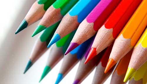 Consejos para el diseño de interfaces móviles atractivas: Elegir los colores sabiamente
