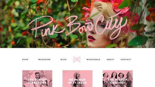 ejemplos-sitios-web-buen-uso-fuentes-manuscritas-PinkBowCity