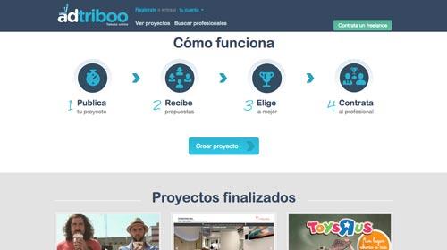 plataformas-encontrar-trabajos-freelance-adtriboo