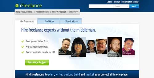 plataformas-encontrar-trabajos-freelance-ifreelance