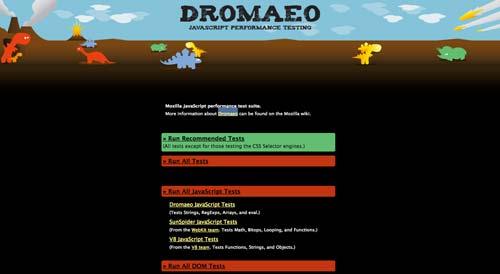 recursos-desarrollo-web-realizar-pruebas-dromaeo