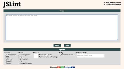 recursos-desarrollo-web-realizar-pruebas-jslint
