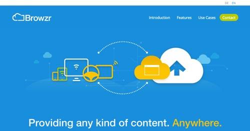 ejemplos-paginas-empresas-startup-uso-color-azul-browzr