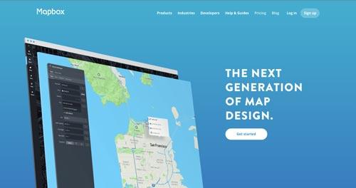 ejemplos-paginas-empresas-startup-uso-color-azul-mapbox