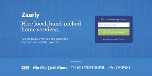 ejemplos-paginas-empresas-startup-uso-color-azul-zaarly