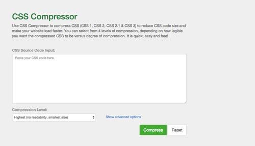 herramientas-gratuitas-optimizar-codigo-css-csscompressor