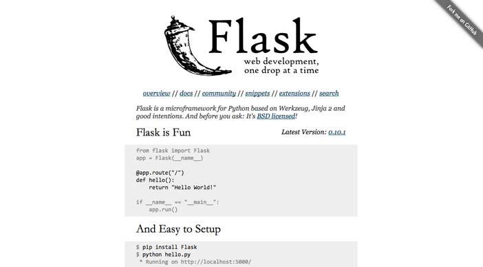 listado-python-frameworks-flask