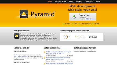 listado-python-frameworks-pyramid