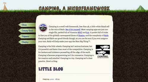listado-ruby-frameworks-camping