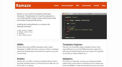 listado-ruby-frameworks-ramaze