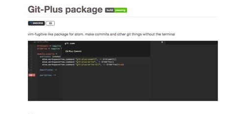 Atom Packages que todo desarrollador necesita: Git Plus