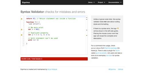 editor-javascript-en-linea-pruebas-depurar-SyntaxValidator