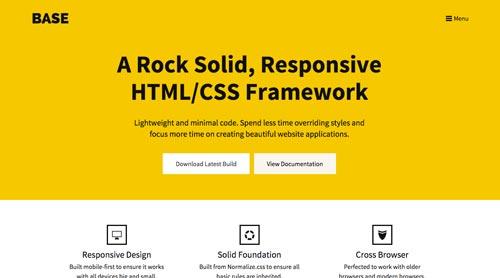 frameworks-css-ligeras-proyectos-simples-Base