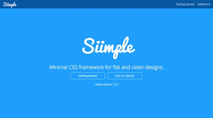 frameworks-css-ligeras-proyectos-simples-Siimple