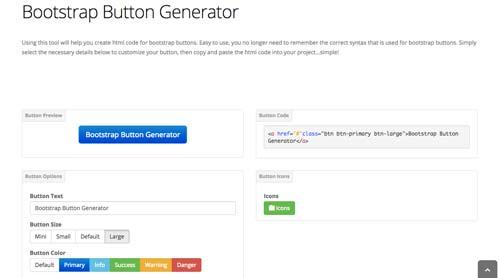 generador-de-botones-bootstrap-BootstrapButtonGenerator-GenerateIt