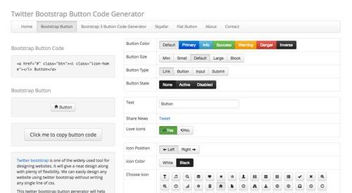 generador-de-botones-bootstrap-TwitterBootstrapButtonCodeGenerator