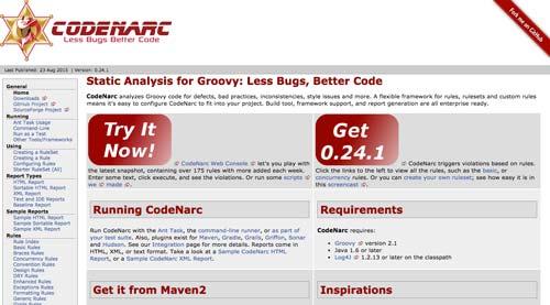 herramientas-ayuda-lenguaje-groovy-CodeNarc