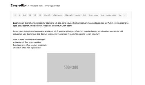 herramientas-incluir-editor-wysiwyg-EasyEditor