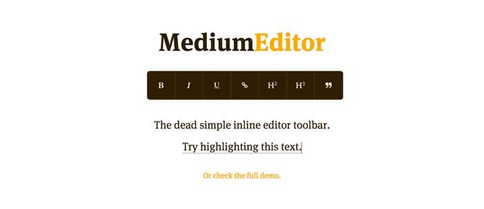 herramientas-incluir-editor-wysiwyg-MediumEditor