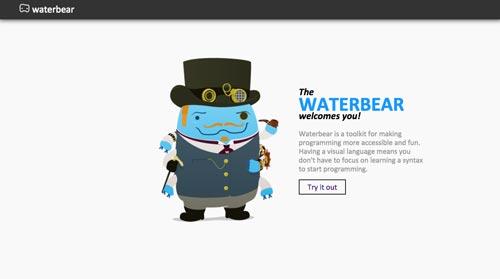 herramientas-programacion-para-ninos-Waterbear