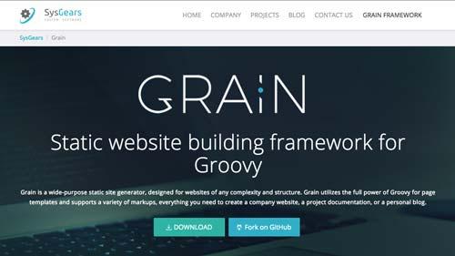 listado-groovy-framework-Grain