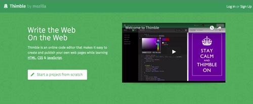opciones-editor-javascript-linea-Thimble