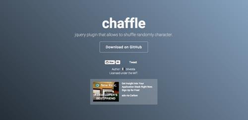 plugin-jquery-animar-texto-Chaffle