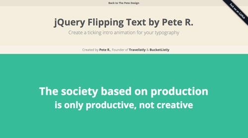 plugin-jquery-animar-texto-FlippingText
