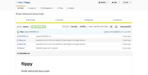 plugin-jquery-animar-texto-Flippy