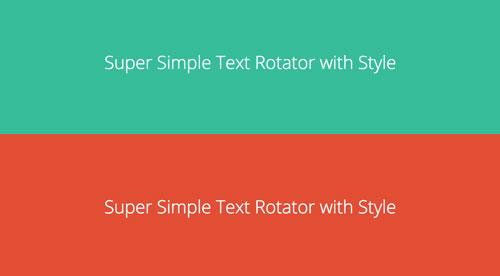 plugin-jquery-animar-texto-SuperSimpleTextRotator
